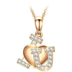Jewelry - I❤U Necklace